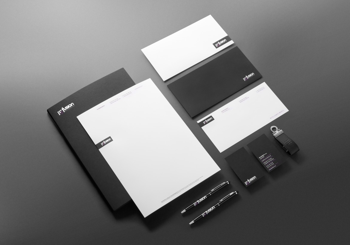 Fusion Residential Stationery