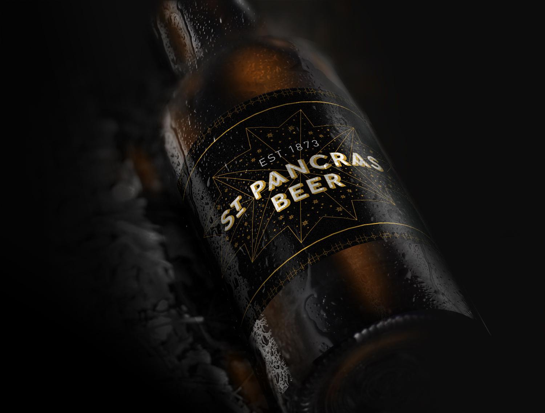Beer Botle Detail