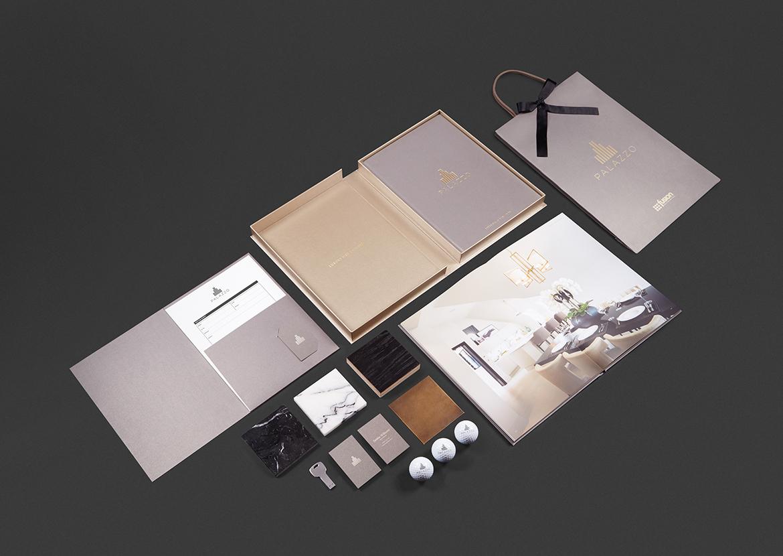 Palazzo Materials