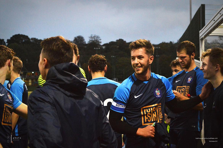 Cardiff University 2nd XI vs Cardiff Medics 1st XI - (0-2) (116) copy